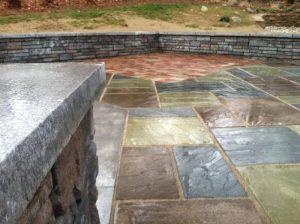 hardscaping, stone work, stone pathways, custom outdoor design, hardscaping design