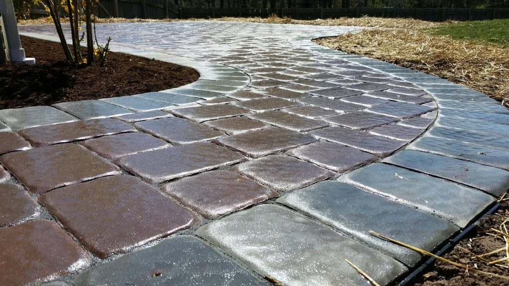 hardscaping, hardscaping services, stone pathway