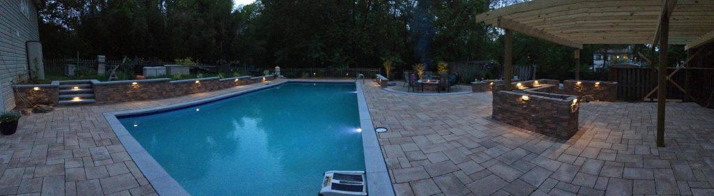 outdoor lighting, lighting