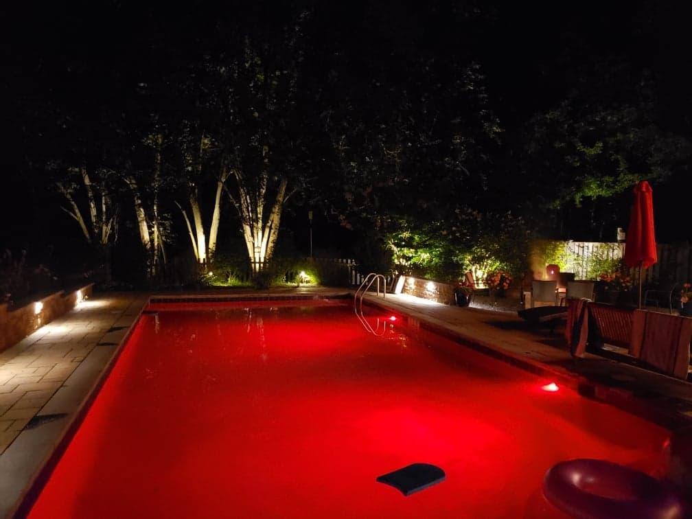 color pool lighting