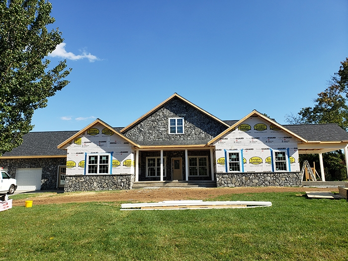 Natural Stone Work - Mohrsville pa