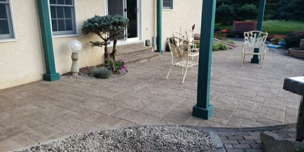 Concrete Overlay Options – Hamburg PA