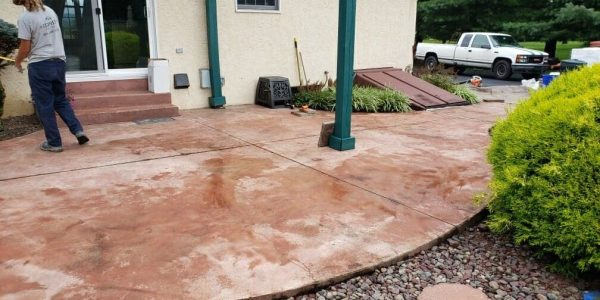 Concrete Overlay Options – Leesport PA