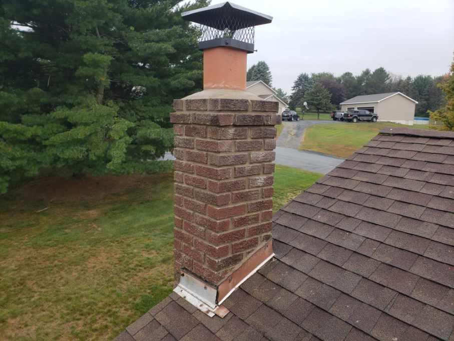 chimney repair - AST