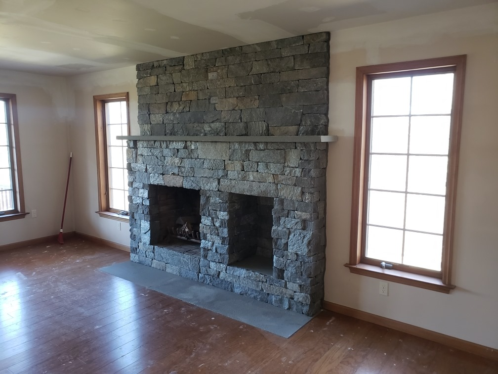 fireplace installation reading pa
