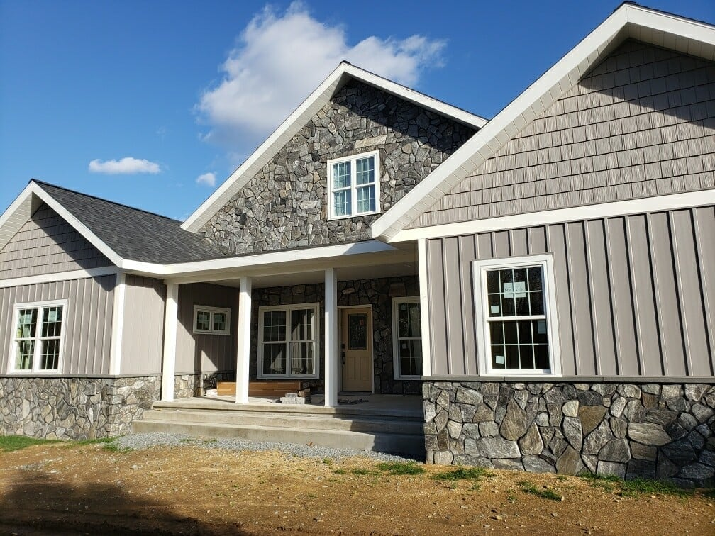 Natural Stone House - Mohrsville PA