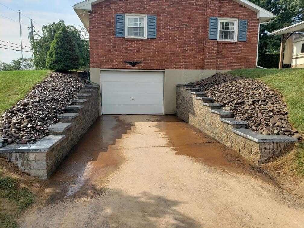 Retaining Walls - Mohrsville PA